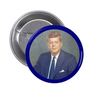 Viva JFK Pinback Button