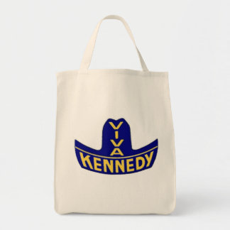 Viva Kennedy Tote Bag