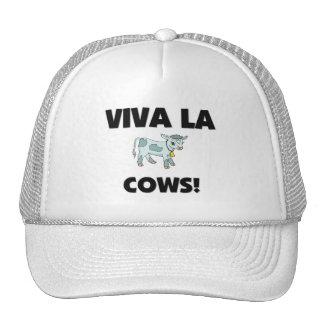 Viva La Cows Trucker Hat