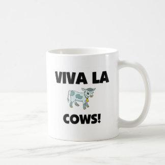 Viva La Cows Classic White Coffee Mug