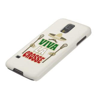 VIVA LA CROSSE Galaxy case Galaxy S5 Cases