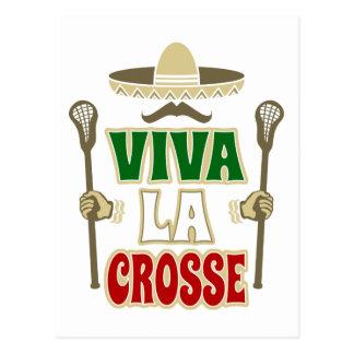 VIVA LA CROSSE POSTCARD