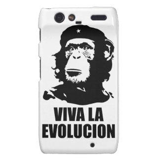 Viva la Evolucion Droid RAZR Covers
