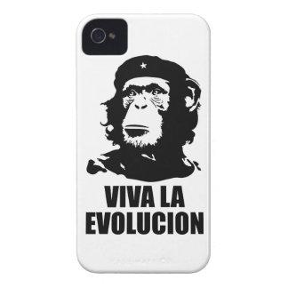 Viva la Evolucion iPhone 4 Case-Mate Cases