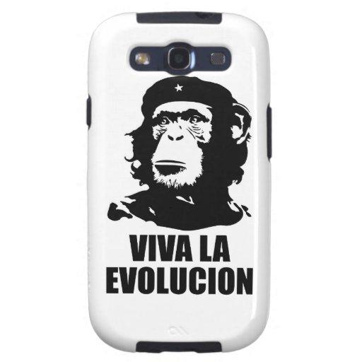 Viva la Evolucion Galaxy SIII Covers