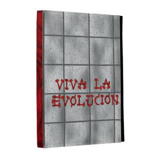 Viva La Evolucion iPad Case