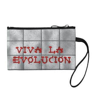 Viva La Evolucion Coin Purse