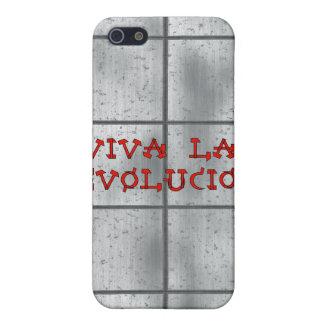 Viva La Evolucion iPhone 5 Case