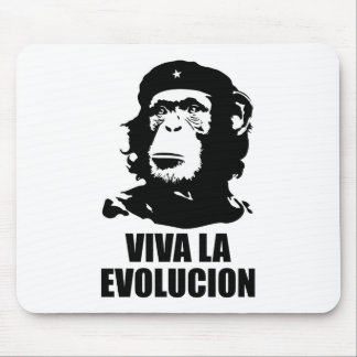 Viva la Evolucion Mouse Pad