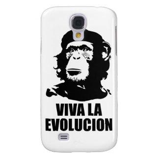 Viva la Evolucion Samsung S4 Case