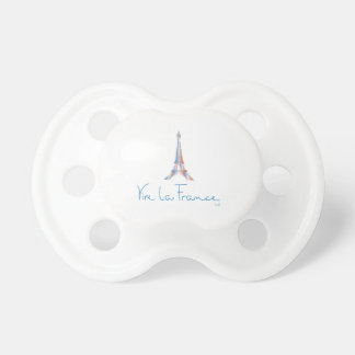 Viva La France French Pacifier