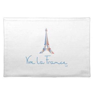 Viva La France French Placemat