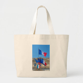 Viva la France Large Tote Bag