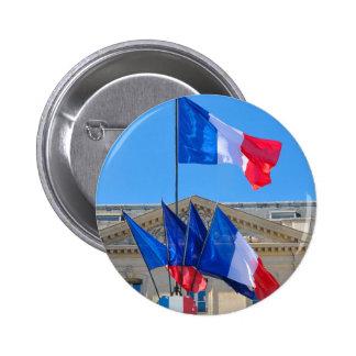 Viva la France Pinback Button