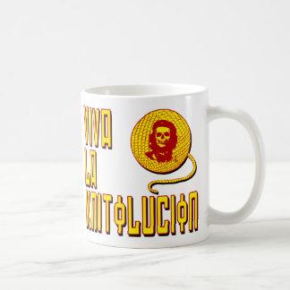 Viva la Knitolucion Mug