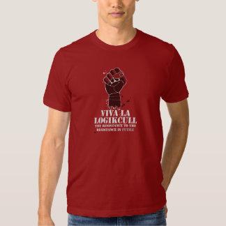 Viva La Logikcull Tee Shirt
