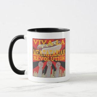Viva la Meatatarian Revolution Mug