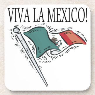 Viva La Mexico Drink Coaster