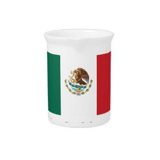 Viva la Mexico Drink Pitcher