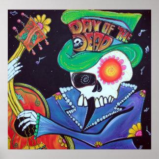 Viva La Muerte Poster