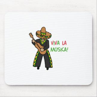 VIVA LA MUSICA MOUSE PADS