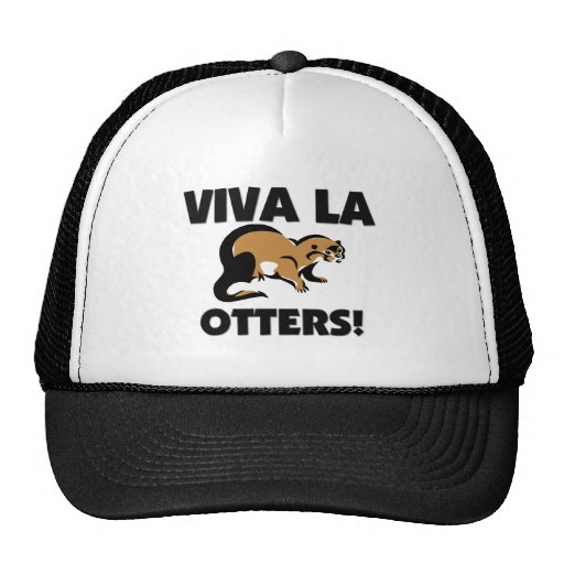 Viva La Otters Trucker Hat