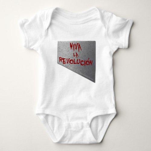 Viva la Revolucion Guillotine Baby Bodysuit