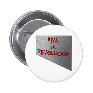 Viva la Revolucion Guillotine Button