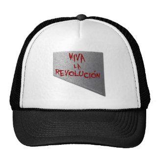 Viva la Revolucion Guillotine Trucker Hat