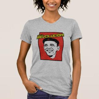 Viva La Revolucion! Ladies T-Shirt - Customized