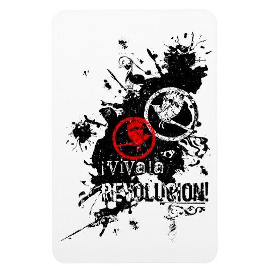 Viva la Revolucion Magnet
