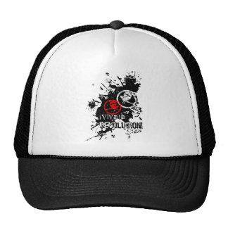Viva La Revolucion (Splattered) Trucker Hat
