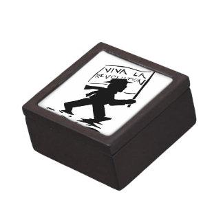 Viva La Revolution Premium Keepsake Box