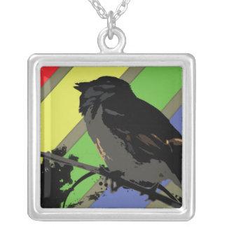 Viva La Sparrow Pendant