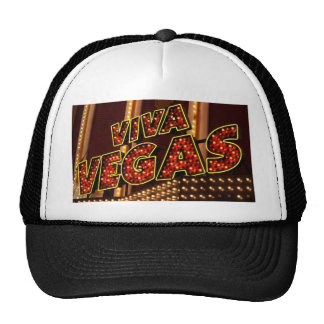 Viva Las Vegas Gorros Bordados