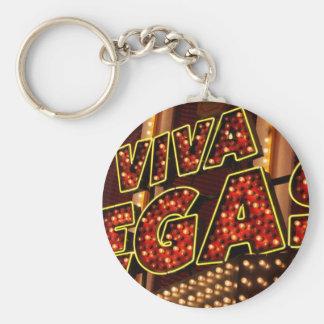 Viva Las Vegas Keychain