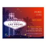 Viva Las Vegas que casa reserva las postales de la