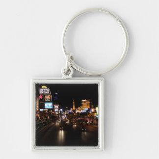 Viva Las Vegas Strip Keychain