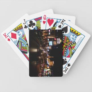 Viva Las Vegas Strip Playing Cards