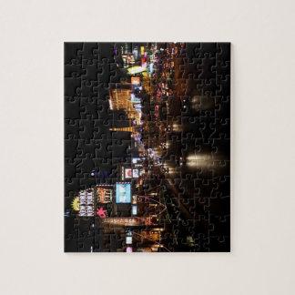 Viva Las Vegas Strip Puzzle