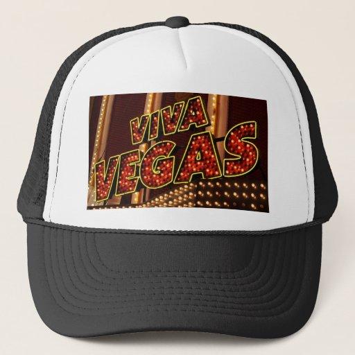 Zazzle Viva Las Vegas Trucker Hat