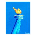 Viva Liberty by Daniela Post Cards