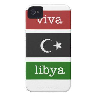 Viva Libya iPhone Case Case-Mate iPhone 4 Cases