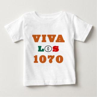 Viva Los 1070 Baby T-Shirt