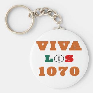 Viva Los 1070 Keychain