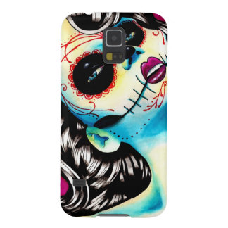 Viva Los Muertos - Day of the Dead Girl Galaxy S5 Covers