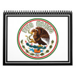 Viva Mexico  (Eagle from Mexican Flag) Wall Calendars