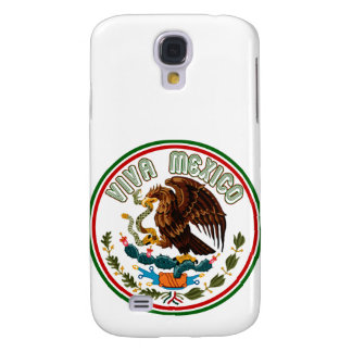 Viva Mexico (Eagle from Mexican Flag) Samsung Galaxy S4 Cover