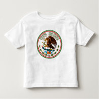 Viva Mexico  (Eagle from Mexican Flag) T Shirt