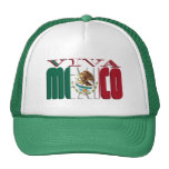 VIVA MÉXICO GORRAS